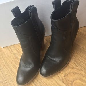 Just Fab Tarynn Ankle Boots